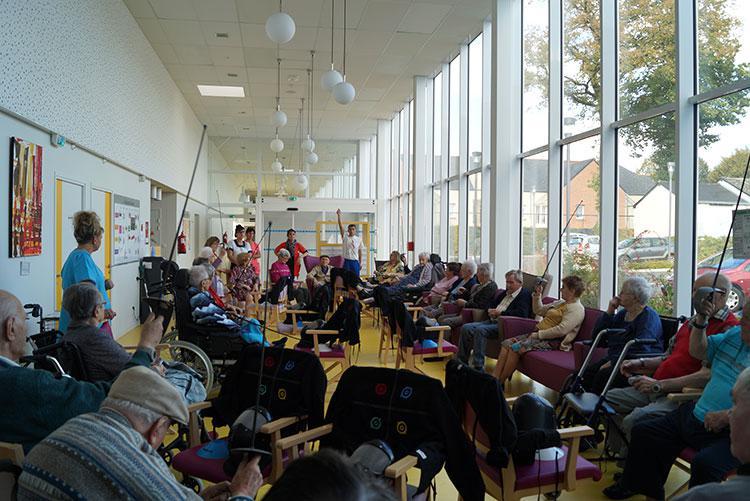 Cercle d'Escrime du Pays de Fougères - CEPF - Escrime pour les séniors
