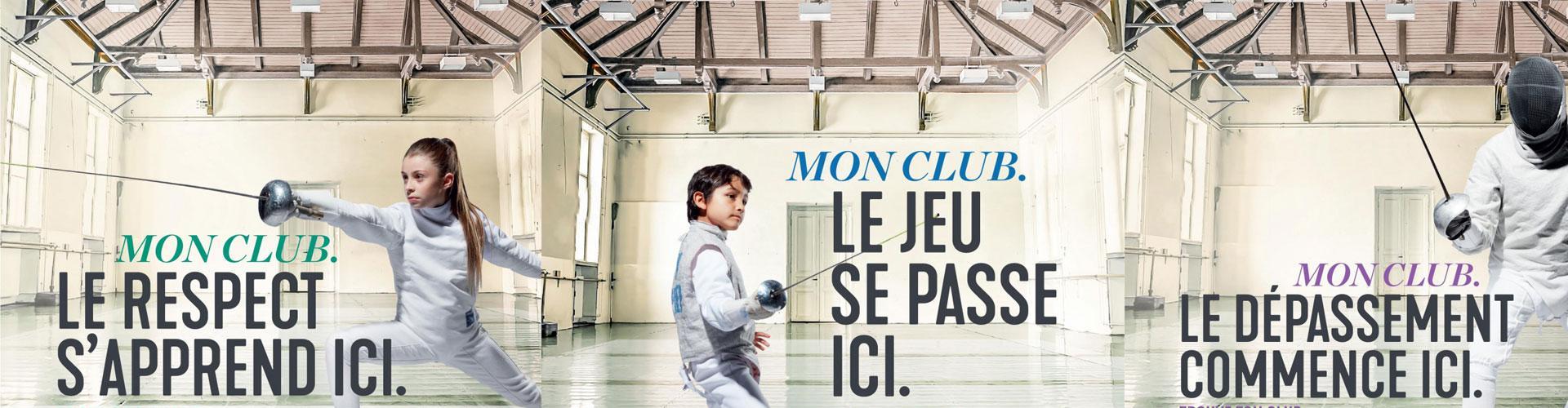 Cercle d'Escrime du Pays de Fougères - CEPF - Rejoindre le club !
