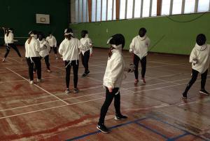 Cercle d'Escrime du Pays de Fougères - CEPF - Escrime scolaire