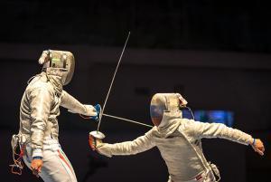 Cercle d'Escrime du Pays de Fougères - CEPF - Escrime sportive / olympique